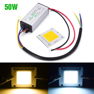 50W LED Chip Bulb Driver Power Waterproof Supply High SMD