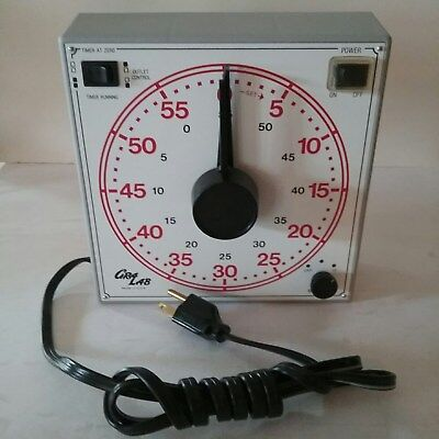 GraLab Model 171 60-Minute General Purpose Timer