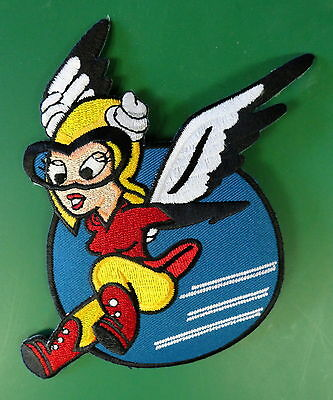 Wasp Breast Jacket Or Flight Suit Patch