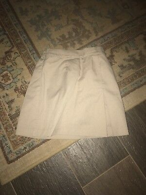 Parker Girl Uniform Skort size 6