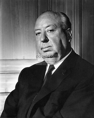 Alfred Hitchcock Legendary Director - 8X10 Publicity Photo (Cc974)