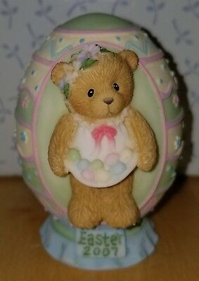 NEW Cherished Teddies - Abbey Press Early Release - 2007 Dated Egg - 4006781