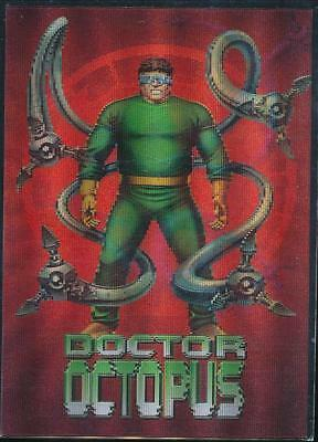 2009 Spider-Man Archives Rogues Gallery Trading Card #R1 Doctor Octopus