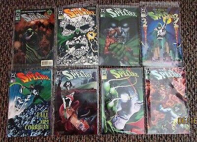 THE SPECTRE 1992 #0-31 (missing issues 20 and 26) 30 comic lot Very High Grade