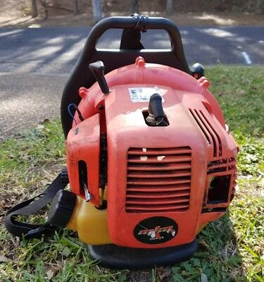 Used Petrol Backpack Leave Blower - Epping NSW 2121 pickup