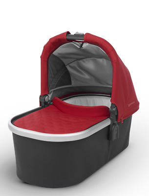 UPPAbaby 2015 + Bassinet, Denny red NEW