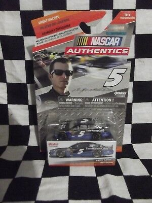 Kasey Kahne #5 Time Warner Cable Chevy 2014 1/64 Nascar Authentics