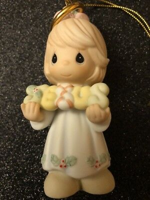 precious moments ornaments Holding Him Close To My Heart 111762. Mint