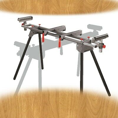 Mitre Saw Stand OZITO New 2050mm Adjustable Steel Extension Foldable Universal