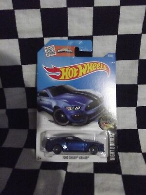 Hotwheels Ford Mustang Shelby Gt350R Coupe