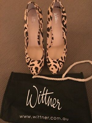 Wittness Lepord Shoes Size 41 / 10