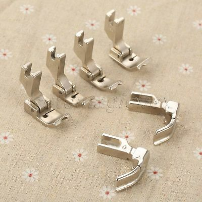 3 Size Piping Cording Foot For JUKI SINGER Industrial Sewing Machine P69LH P69HR