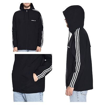7e89898c5 ADIDAS ORIGINALS MEN'S 3 Striped Windbreaker Jacket - $73.03 | PicClick