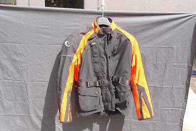 Tiger Angel Element Goretex motorcycle jacket TA 76 womens size M