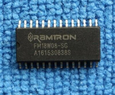 N64 Memory Card Permanent Save - FRAM Chips (x4)
