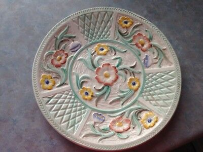 Vintage collectable H J Wood Staffordshire Plate