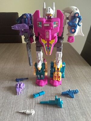 Transformers G1 Abominus Completo