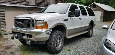2000 Ford Excursion LIMITED 4x4 2000 Ford Excursion 7.3L