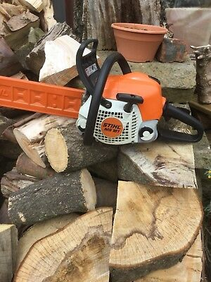 """Stihl MS181 Chainsaw With 16"""" Bar"""