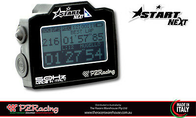 PZ Racing Kart Start Next 50 Hz GPS laptimer +Sensors Data logger Alfano Mychron