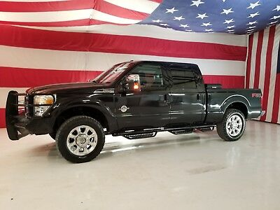 2012 Ford F-250 Lariat 2012 Ford F250 Lariat Diesel FX4 Rqnch Hand Bumpers and Steps!
