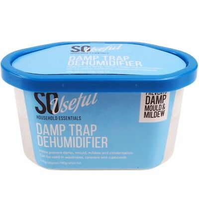 DAMP TRAP DEHUMIDIFIER Absorb Trap Remove Control Moisture Dampness Bad Odours
