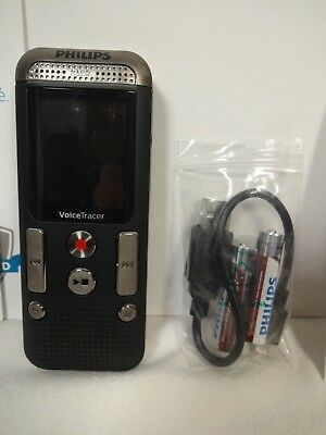 Philips Voice Tracer Recorder with Speech Recognition Software DVT2710