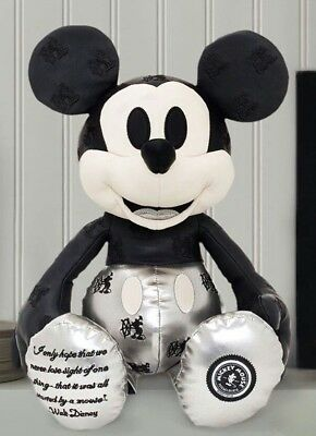 Mickey Mouse Memories Plush January Limited Edition