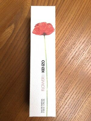 kenzo flower 50ml edp BNIB cellophane wrapped perfume