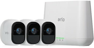 Brand New Netgear Arlo Pro 3 Wire Free Hd Security Cameras Vms4330 Wireless Wifi