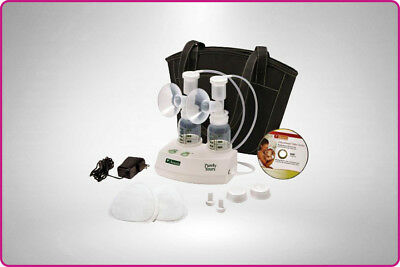 AMEDA Purely Yours Ultra Double Electric Breast Pump with Tote New.