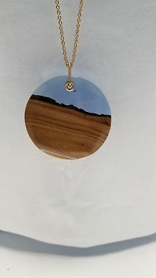 Woody Necklace