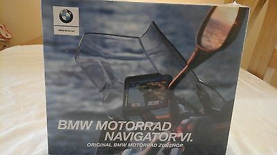 Bmw Motorrad Navigator  6   Vi   Sat Nav Brand New Wrapped Unused Great Saving
