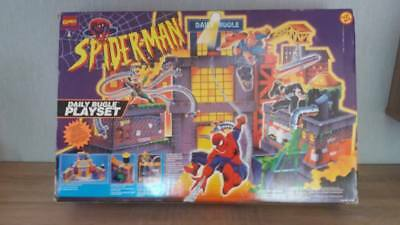 Seltenes Spiderman Daily Bugle Playset in OVP 1995
