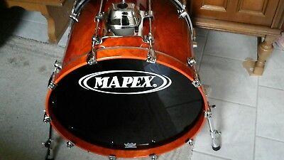 "Bassdrum Mapex Orion 22""x 18"" in Tobacco Fade"