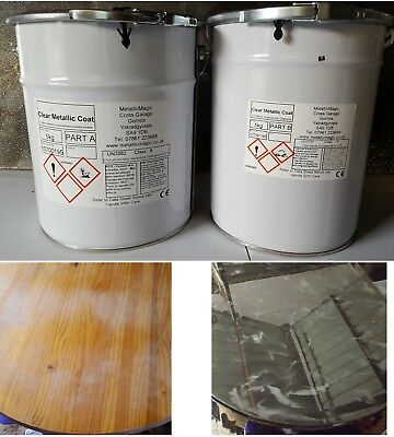 5 Kg  Crystal Clear  Epoxy Resin