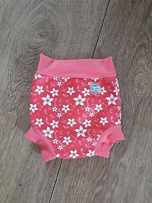 Splash About Happy Nappy Pink Size Small