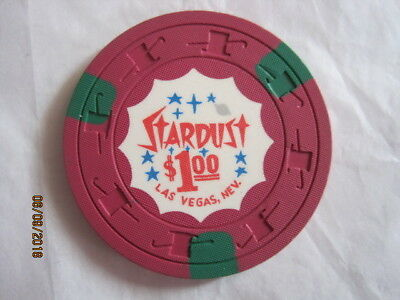 $1 Stardust 5th EDT Las vegas Casino Chip