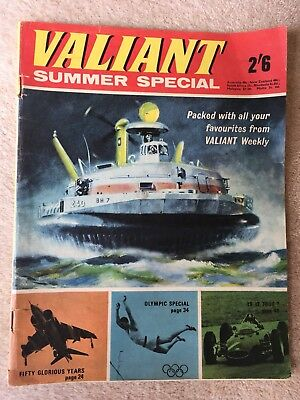 Valiant Summer Special - 1968