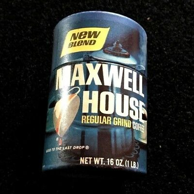 Vintage Maxwell House Coffee Matches 2 boxes