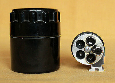 Universal turret finder for Kiev Contax Russian Soviet USSR item Early No 185 !!