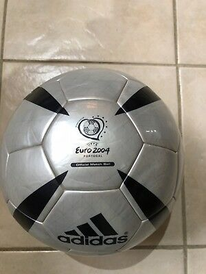 Euro 2004 Authentic Offical Match Ball Roteiro Adidas (world Cup 2018)