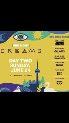 Day 2 Dreams Festival Tickets