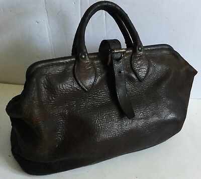 Doctor's Instruments & Original Leather Doctor's Bags Antique