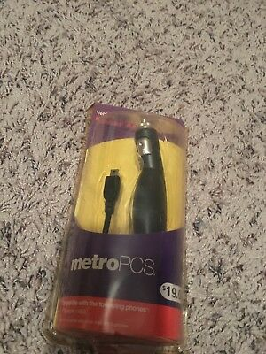 metropcs  car charger