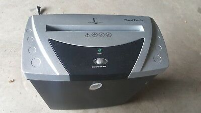 NoviTech paper shredder