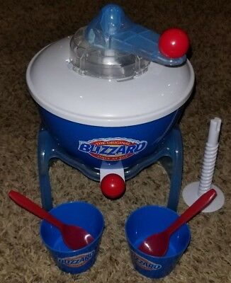 DQ Blizzard Maker, Dairy Queen - Used Excellent Condition in Original Box