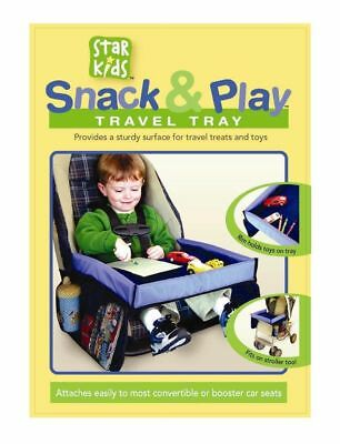 Star Kids Snack and Play Travel Tray for Car Seat