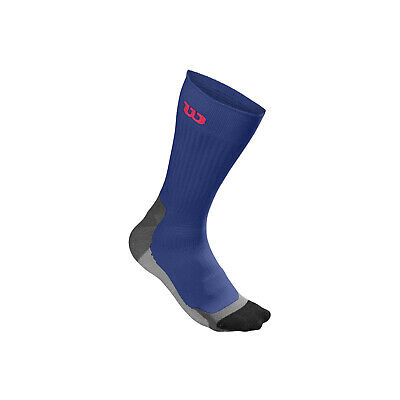 Wilson Men's High-End Colour Crew Tennis Sock