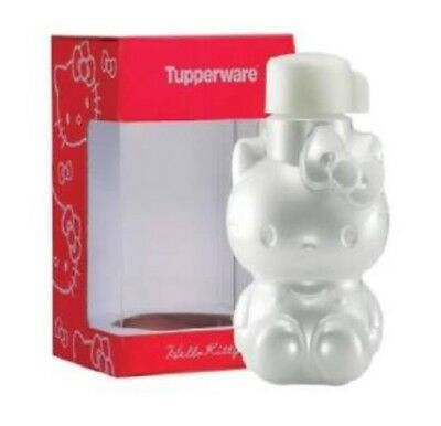 Tupperware Hello Kitty Bottle 425ml x1 [GOLD] / [Pearl] LIMITED EDITION